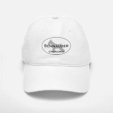 Schnauzer GRANDMA Baseball Baseball Cap