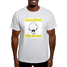Handbell Director Ash Grey T-Shirt