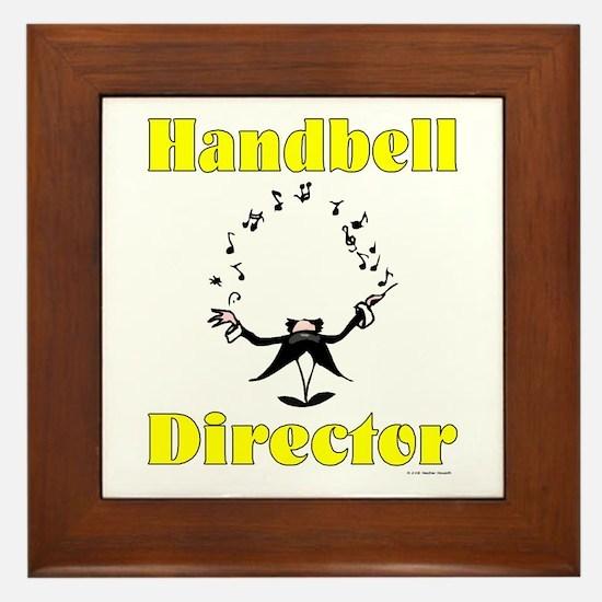 Handbell Director Collector's Tile