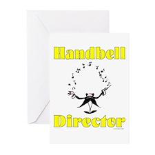 Handbell Director Greeting Cards (Pk of 10)