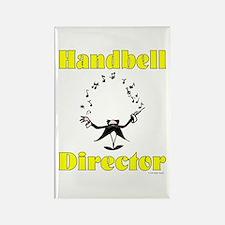 Handbell Director Rectangle Magnet