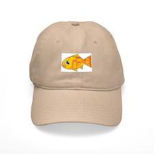 Sparky the Wonderfish Baseball Cap