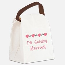 melongettingmarried.png Canvas Lunch Bag