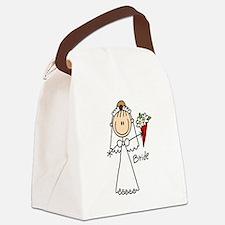 wedstickfigure5.png Canvas Lunch Bag