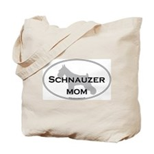 Schnauzer MOM Tote Bag
