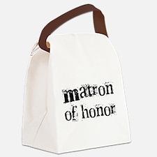 crazymatronhonor.png Canvas Lunch Bag