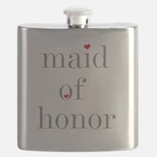 Unique Maid of honor Flask