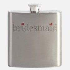 Cute Bridesmaid Flask