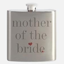 Cute Bride Flask