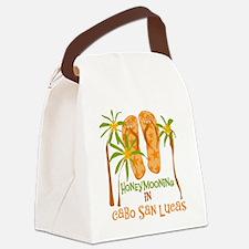 cabosanlucashone.png Canvas Lunch Bag