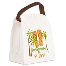 fliphmooonstlucia.png Canvas Lunch Bag
