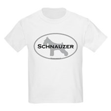 Schnauzer Kids T-Shirt
