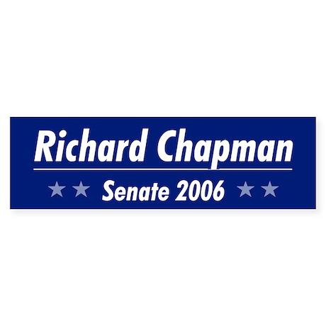 Chapman 06 Bumper Sticker