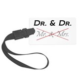 Dr and dr Luggage Tags