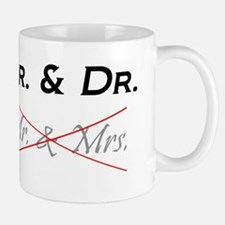 DOCTOR  DOCTOR - Not Mr.  Mrs. Mugs
