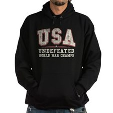 V. USA World War Champs Hoodie