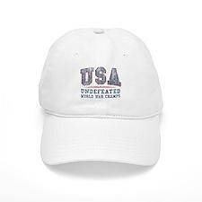 V. USA World War Champs Baseball Cap