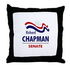 Chapman 06 Throw Pillow