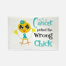 Ovarian Cancer Picked The Wrong Chick Rectangle Ma
