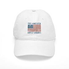 V. Pro-America Anti-Obama Baseball Cap