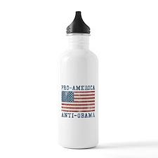 V. Pro-America Anti-Obama Water Bottle