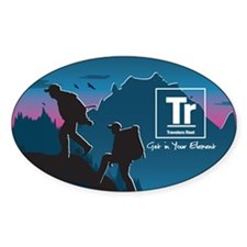 Hike T.R. Decal