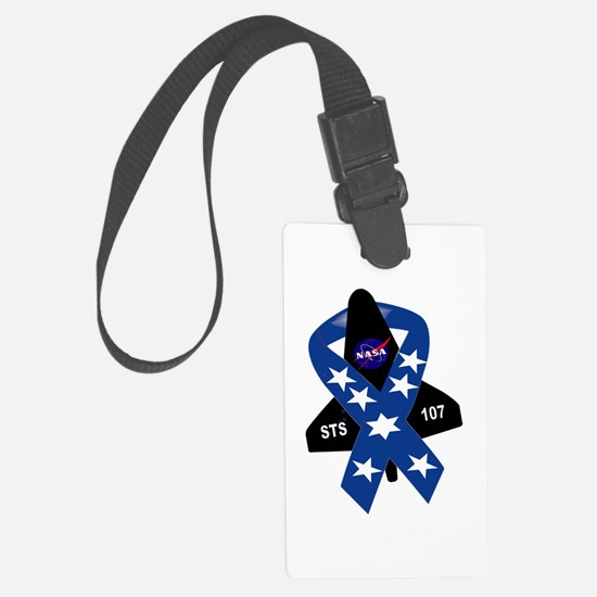 STS 107 Commemorative Luggage Tag