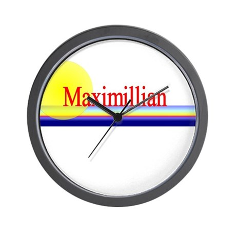 Maximillian Wall Clock
