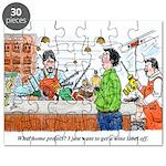 Wine Lovers' Puzzle