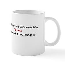 Arrest the cops Mug