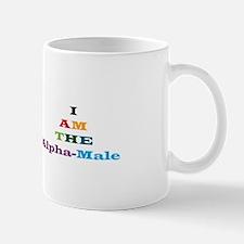 Alpha Male Small Small Mug