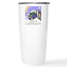 God's Good Buddy Travel Mug