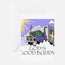 God's Good Buddy Greeting Cards (Pk of 10)