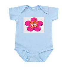 Surfer Girl Infant Bodysuit