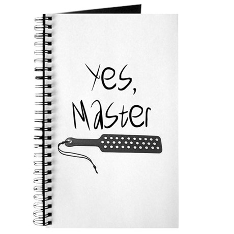 Yes Master Journal