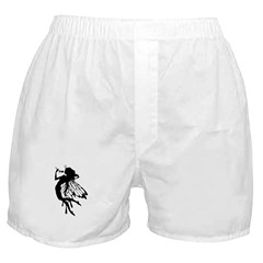 Rose Fairy Boxer Shorts