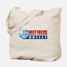The Big Mattress Outlet Tote Bag