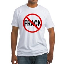 No Fracking Shirt