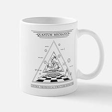Quantum Mechanics - Surreal Mug