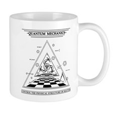 Quantum Mechanics - Surreal Mug