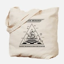 Quantum Mechanics - Surreal Tote Bag