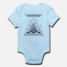 Quantum Mechanics - Surreal Infant Bodysuit