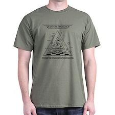 Quantum Mechanics - Surreal T-Shirt