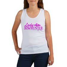 LADY BOWHUNTER Women's Tank Top