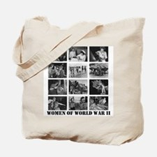 Women of WWII Tote Bag