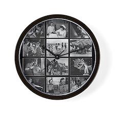 Women of WWII Wall Clock