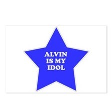 Alvin Is My Idol Postcards (Package of 8)