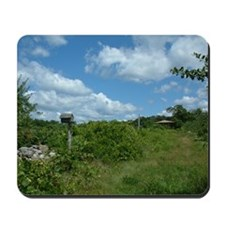Orchard at Red Apple Farm Mousepad
