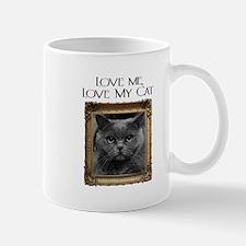 Love Me Love My Cat Mug