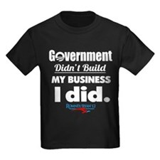 Government Didn't Build My Business T